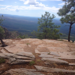 View from the Mogollon Rim